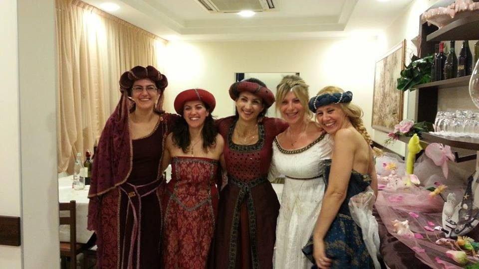 Feste a tema all'Hotel Ombretta Mare - Gallery