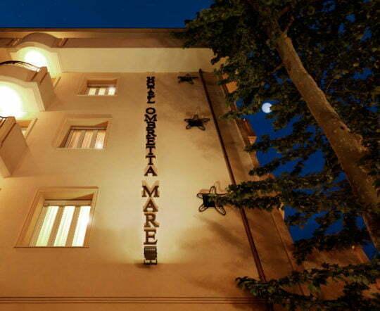 ESTERNO Hotel Ombretta Mare - Gallery