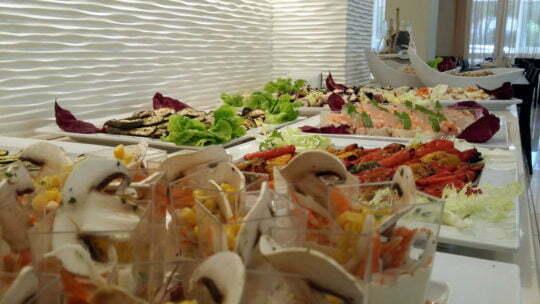 Cucina e Ristorante Hotel Ombretta Mare - Gallery