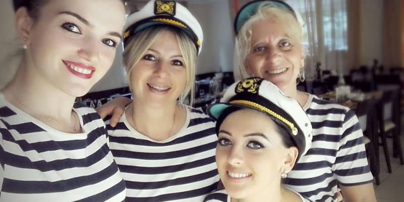 Staff hotel Ombretta Mare Marinaie