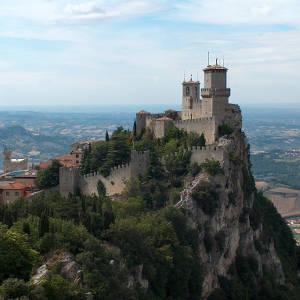 Entroterra Hotel Ombretta Mare - San Marino